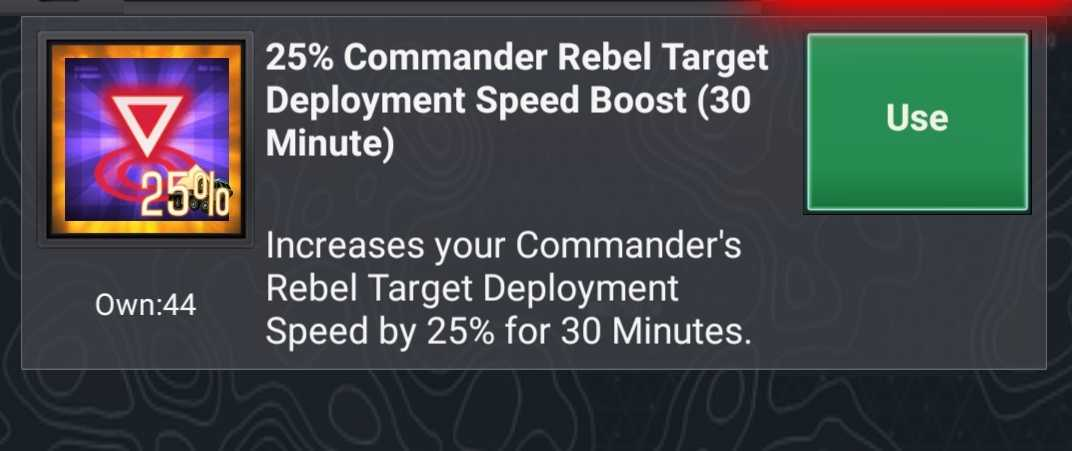 Deployment Speed