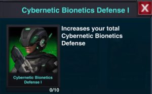 Cyber Type Defense