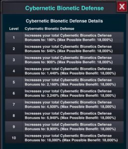 CYber Defense Stats